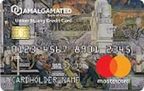 amalgamated bank of chicago union strong credit card