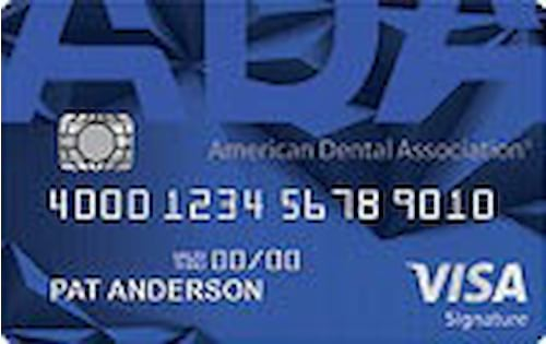 american dental association ada credit card