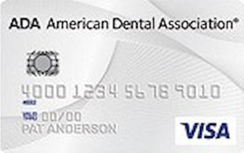american dental association ada platinum credit card