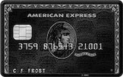 centurion card from american express - Achieve Card Rewards