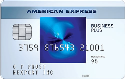 amex blue business