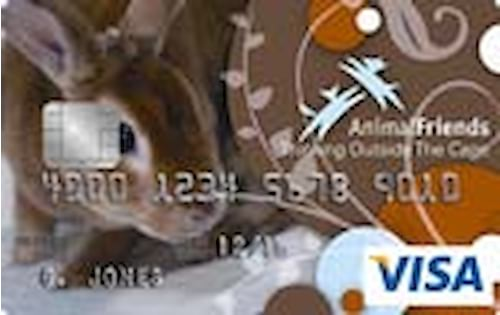 animal friends visa platinum rewards card