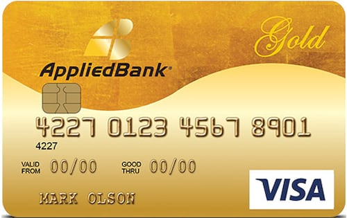applied bank secured credit card reviews - Visa Secured Credit Card