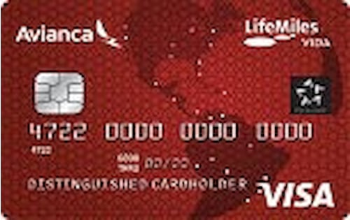 avianca credit card