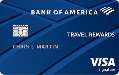 2019 Bank of America Travel Rewards Card Review