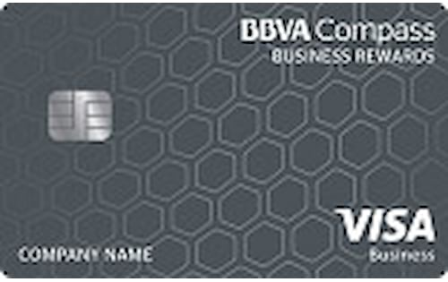 bbva compass business classic credit card