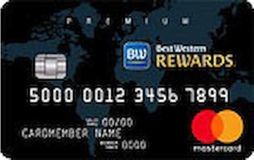 best western premium credit card