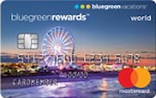 bluegreen credit card