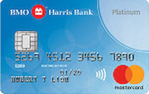 bmo harris bank mastercard