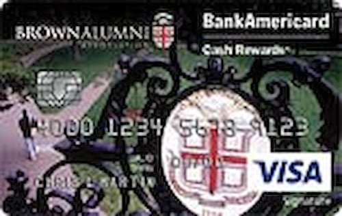 brown university credit card
