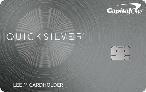 Image result for capital one quicksilver
