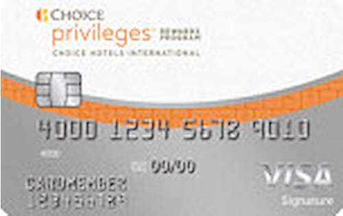 choice credit card