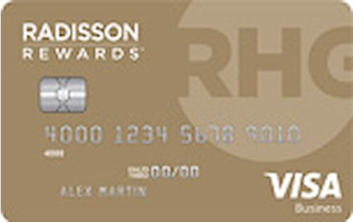 club carlson business credit card