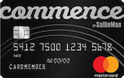 commence credit card