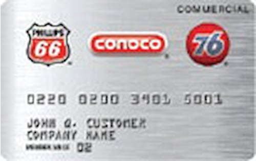 conoco phillips commercial gas card