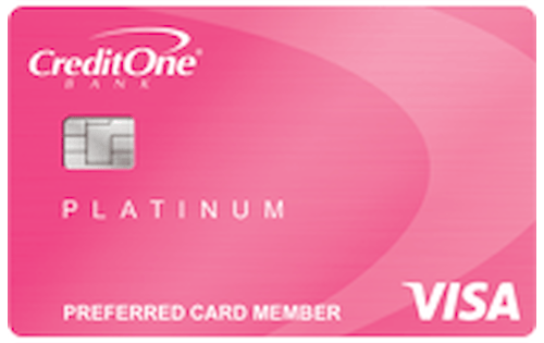 credit one rewards credit card