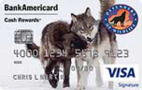defenders of wildlife credit card