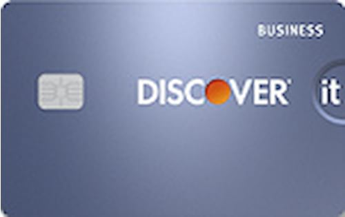 discover it business card