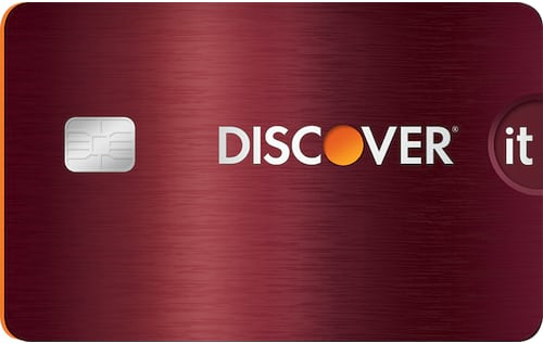 Image result for discover credit card
