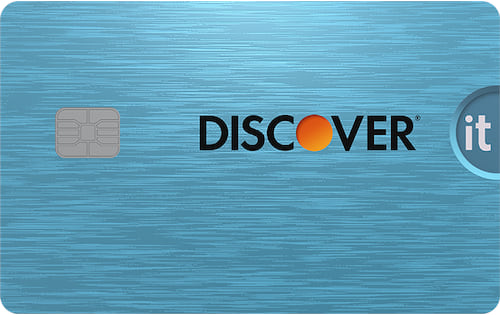 discover it for students credit card