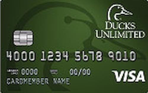ducks unlimited credit card