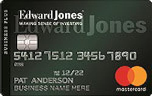 edward jones business credit card