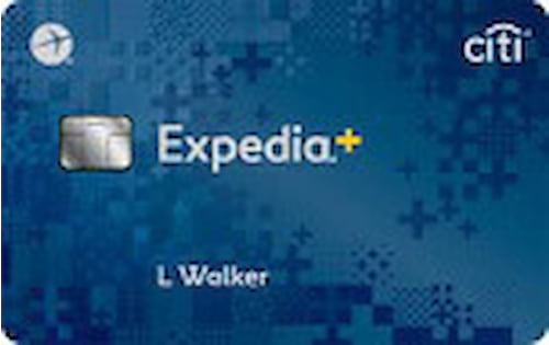 expedia credit card