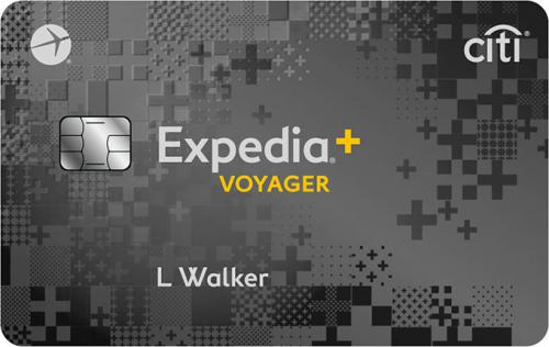 expedia voyager credit card