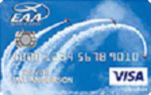 experimental aircraft association visa signature card