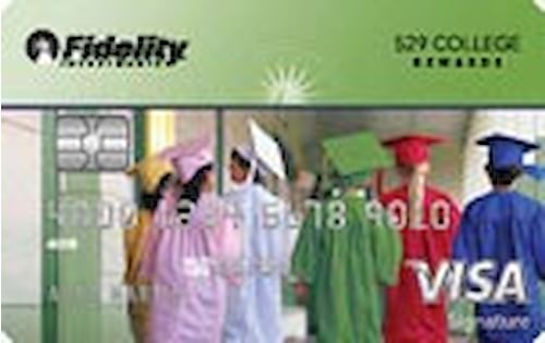 Fidelity 529 Credit Card Reviews