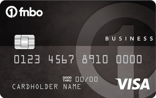 first national bank of omaha business edition visa card