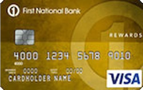 first national bank of omaha complete rewards visa credit card