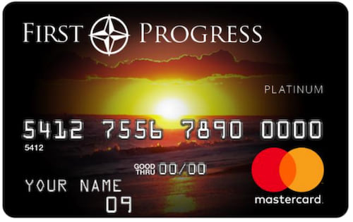 first progress platinum select mastercard secured credit card reviews