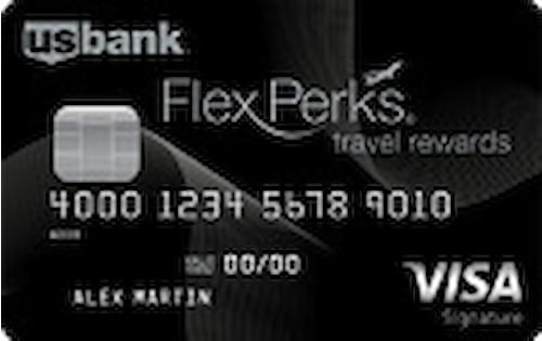 Us bank flexperks travel rewards visa card reviews thedoctsite u s bank flexperks travel rewards visa signature card reviews reheart Choice Image