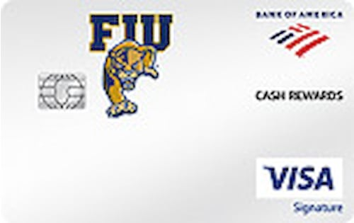 florida international university credit card