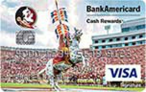 florida state university student credit card