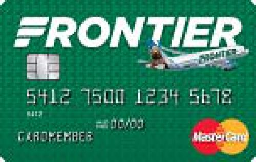 frontier credit card