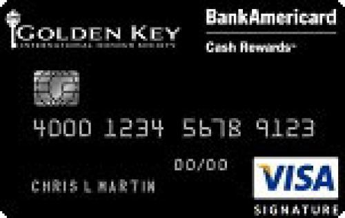 golden key international credit card