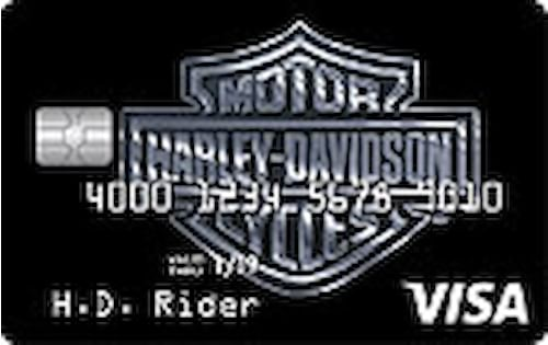 Harley-Davidson Secured Credit Card Reviews