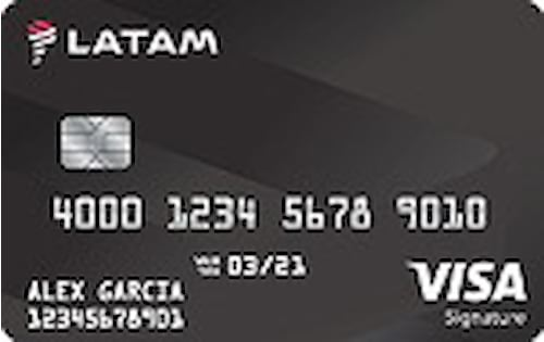 latam credit card