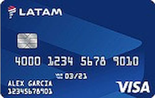 latam secured credit card
