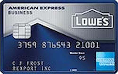 lowes business credit card