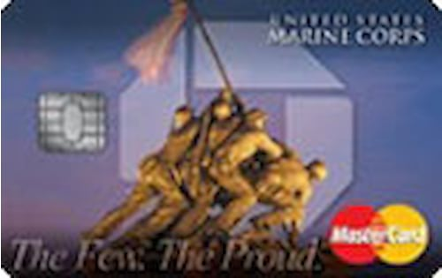 marine corps credit card