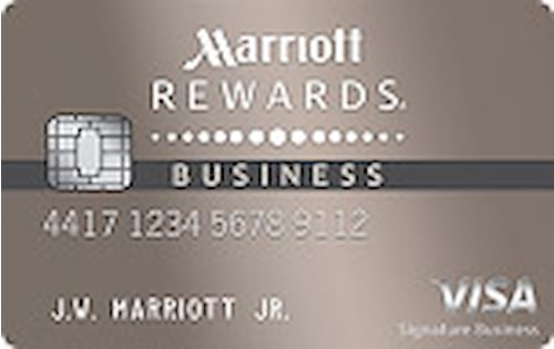 July 2018s best credit card deals wallethub marriott rewards business credit card reheart Images