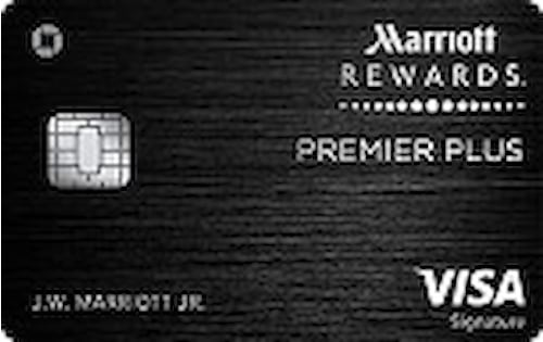 marriott rewards premier plus credit card