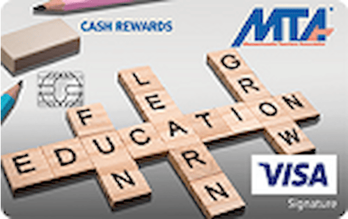 massachusetts teachers association credit card