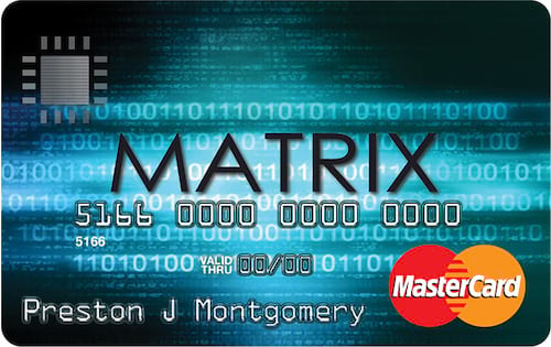 Image result for Matrix Credit Card Login