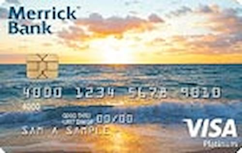 merrick bank secured credit card