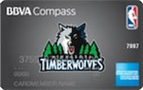 minnesota timberwolves credit card