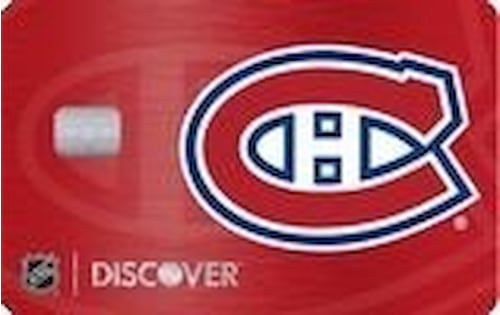 montreal canadiens credit card